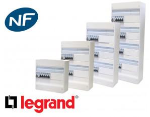 Tableau électrique précâblé automatique Legrand Drivia