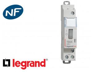 Télérupteur unipolaire 16A Legrand CX³