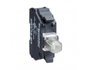 Bloc lumineux 24V avec LED blanche intégrée Schneider Harmony