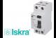 Interrupteur Différentiel 63A / 30mA / type AC Iskra