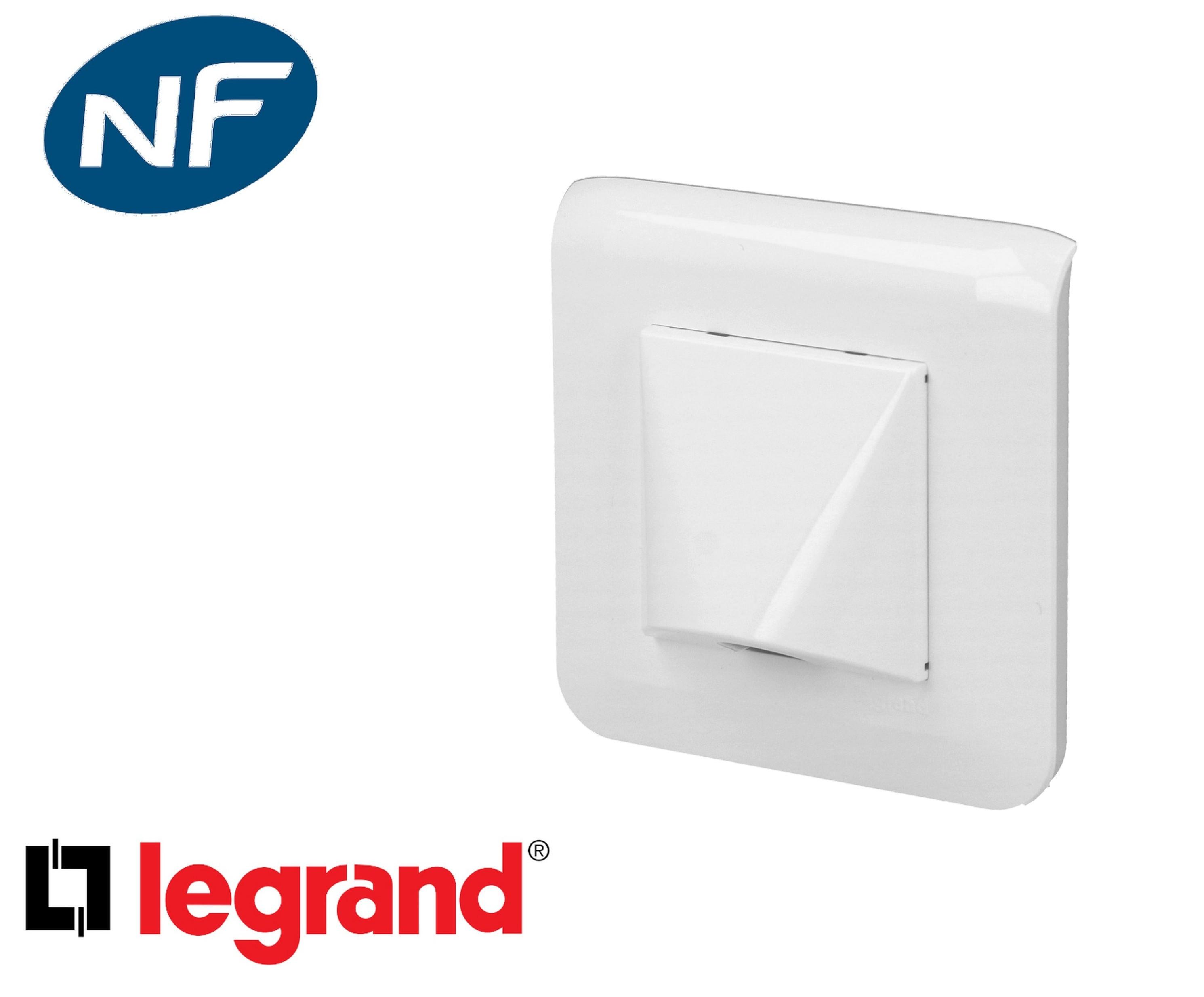 Sortie de câble Legrand Mosaic™ complète