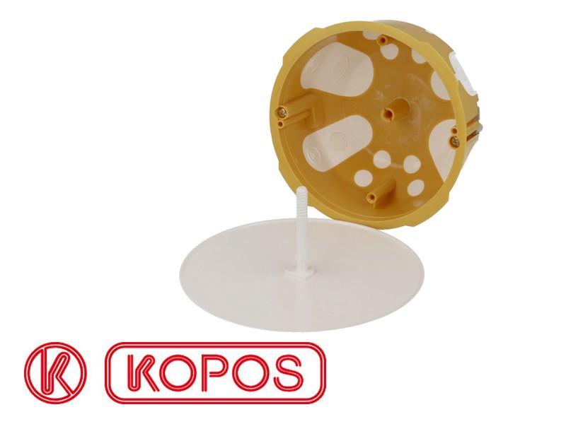 Boite de dérivation encastrée 100 mm Kopos