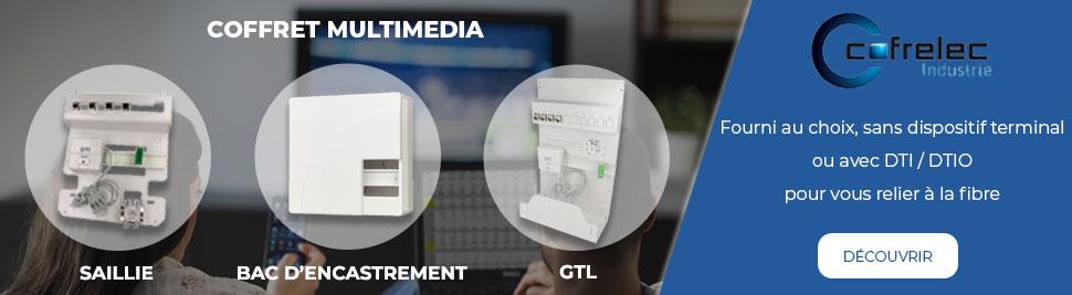 Retrouvez la gamme de coffret de communication en vente sur bis-electric.com, votre distributeur de materiel electrique