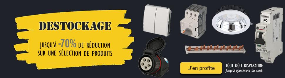 Retrouvez le materiel electrique en déstockage en vente sur bis-electric.com, votre distributeur de materiel electrique
