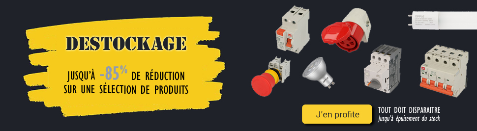 Découvrez notre catégorie déstockage matériel electrique sur bis-electric.com