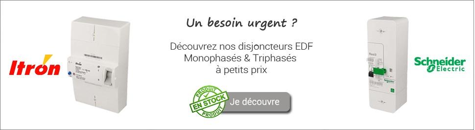 Découvrez nos disjoncteurs EDF 100% stockés sur bis-electric.com