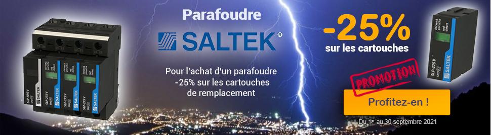Retrouvez notre promotion sur les parafoudres en vente sur bis-electric.com, votre distributeur de materiel electrique